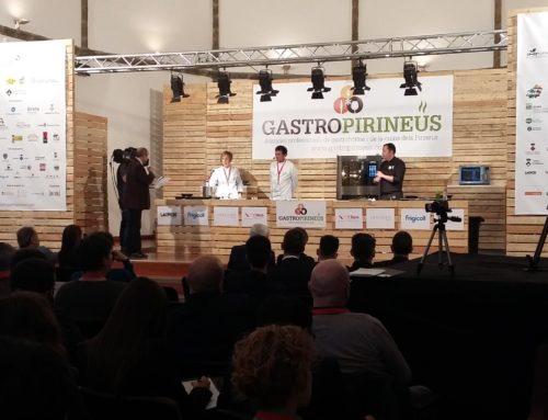 Colaborando en las jornadas gastronómicas GastroPirineus